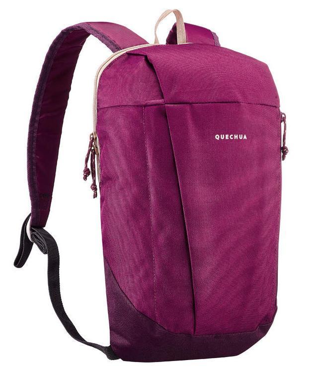 Рюкзак Quechua NH100 10 л темно-фиолетовый (2487061)