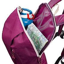 Рюкзак Quechua NH100 10 л темно-фиолетовый (2487061), фото 3