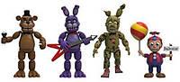 Набор фигурок Пять ночей с Фредди  Funko Five Nights at Freddy's 4 Figure Pack, фото 1