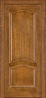 Двери Classic 03, полотно, шпон, дуб темный