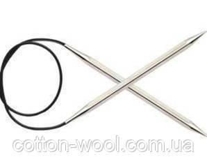 Кругові металеві спиці NOVA CUBICS 100 см 3,25 мм