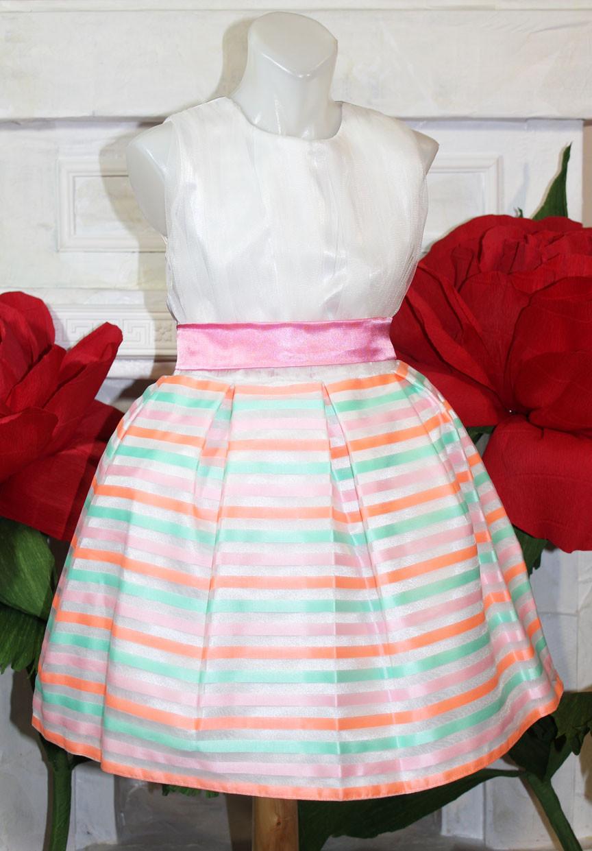 """Праздничное платье для девочки """"Мишель"""""""