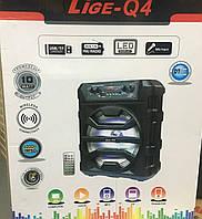 Портативная колонка Q-4 (BT/USB/FM/Аккумулятор), фото 1