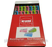 "Точилка 1отв. ""Standard"" KUM 100 K клин\прямоуг (Германия)"