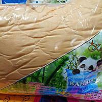 Подушка Королева снов 70х70см, наполнитель бамбук, чехол хлопок, фото 1