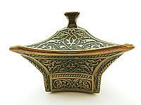 Лукумница Турция, цвет: бронза, фото 1