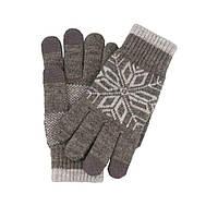 Перчатки Xiaomi Mi Wool Touch Gloves Grey XMST01MT (XFL4003CN)