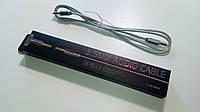 Аудио кабель AUX HAVIT HV-CB606X, 1M, gray