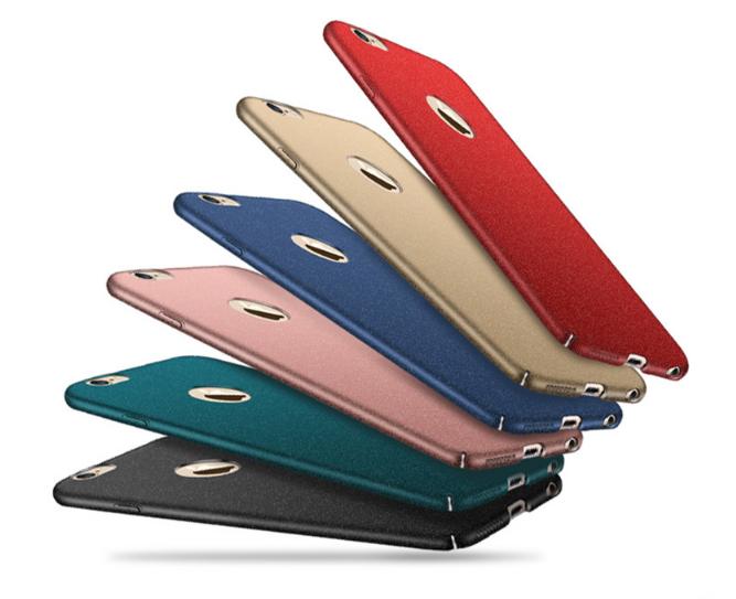 "Чехол пластик Soft-touch для ZTE Nubia Z17 mini 5.2"" дюйма / Есть стекло /"
