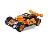 Конструктор C0302A гоночная машина,инер-я,рез.колеса,от 55дет,в кор-ке,23-14-4,5см  (C0302B)
