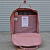 Рюкзак Kanken Fjallraven Classic 16л Розовый - Реплика ААА Класса!, фото 7