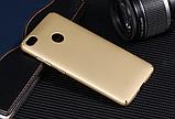 "Чехол пластик Soft-touch для ZTE Nubia Z11 mini S  5.2"" / Стекла в наличии /, фото 7"