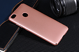 "Чехол пластик Soft-touch для ZTE Nubia Z11 mini S  5.2"" / Стекла в наличии /, фото 8"