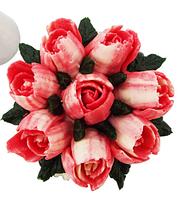 Кондитерская насадка для крема лепесток розы