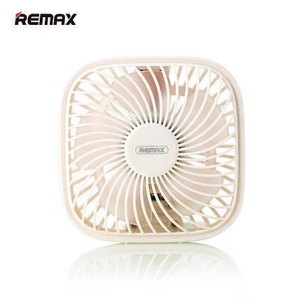 Настольный вентилятор Remax Apolar Mini F23 (Белый), фото 2