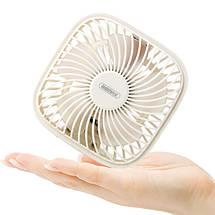 Настольный вентилятор Remax Apolar Mini F23 (Белый), фото 3