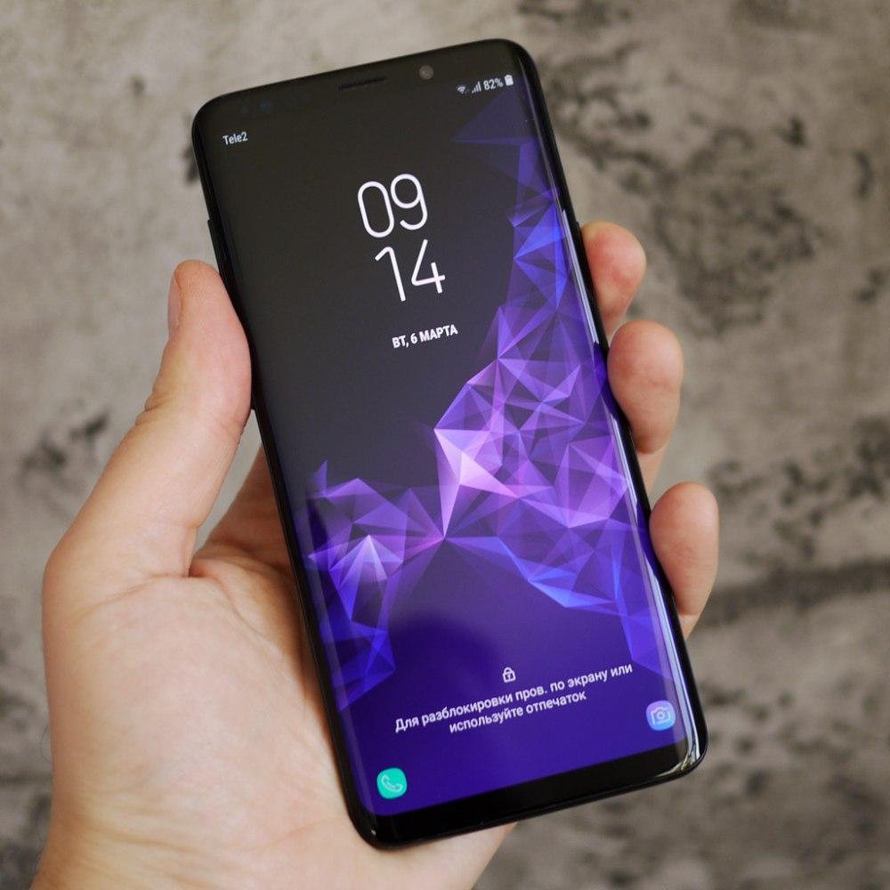 Лучшая копия Samsung s9 (сборка КОРЕЯ)
