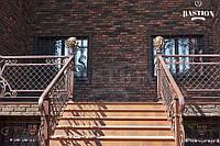 Кованые Балконы и ограждения БОБ-07