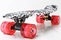 "Скейт Penny Board ""STREET BOARD"" для мальчиков и девочек до 90кг (BIT0014)"