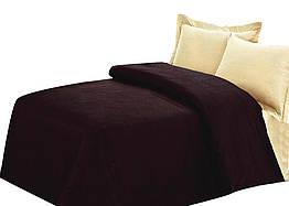 Комплект постельного белья Хлопковый Сатин NR A501 Collection World 0569 Бежевый, Коричневый