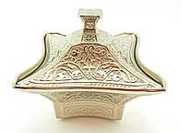 Лукумница Турция, цвет: серебро