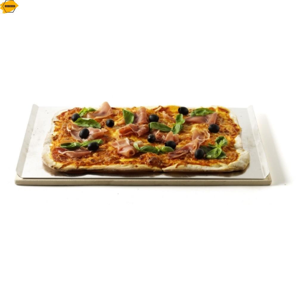 Поддон для пиццы прямоугольный 17059
