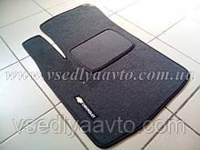 Водительский ворсовый коврик CHEVROLET Aveo с 2002-2012 гг.