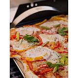 Поддон для пиццы прямоугольный 17059, фото 3