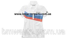 Женская рубашка-поло BMW Motorsport Polo Shirt