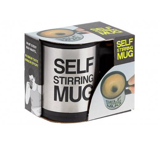 Термокружка с миксером 33 wishes Self stirring mug красная (DA57), фото 2