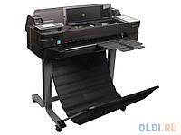 Ремонт  и техническое обслуживание плоттеров Hewlett-Packard.