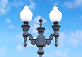 Вуличний ліхтар Люмєр