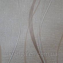 Обои Рапсодия 2 3636-02 виниловые на флизелиновой основе ширина 1.06,в рулоне 5 полос по 3 метра.