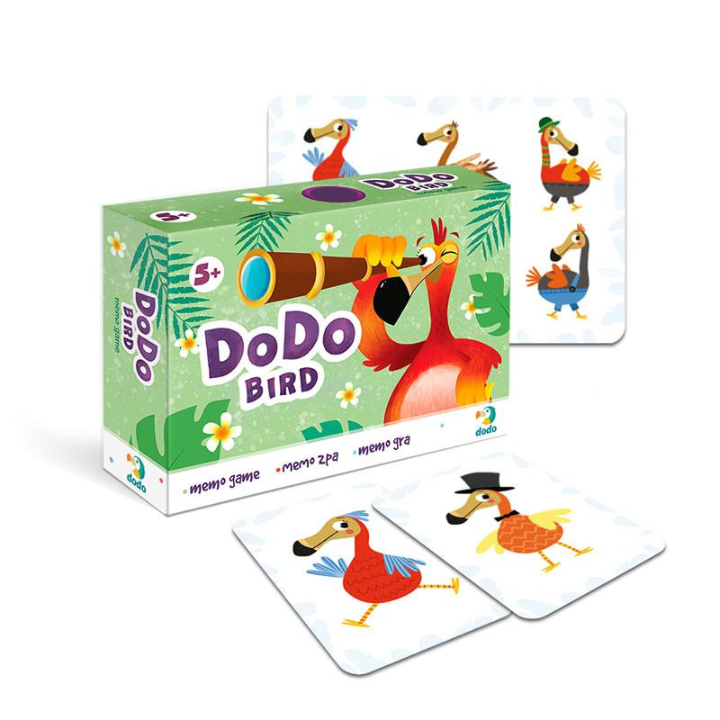 Карточная игра Додо 18*13*4,5см 300199 DoDo