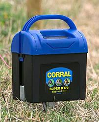 Мобільний електропастух Corral Super B170, Німеччина