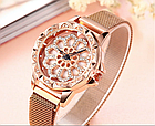 [ОПТ] Роскошные женские часы с вращающимся циферблатом, фото 2