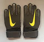 Вратарские перчатки для детей Nike Junior Match Goalkeeper GS0368-060, фото 3