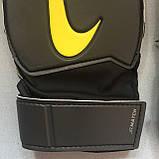 Вратарские перчатки для детей Nike Junior Match Goalkeeper GS0368-060, фото 6
