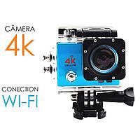 DVR SPORT Экшн камера с пультом S3R remote Wi Fi waterprof 4K, фото 1