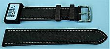 20 мм Кожаный Ремешок для часов CONDOR 307.20.02 Коричневый Ремешок на часы из Натуральной кожи, фото 3
