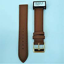 14 мм Кожаный Ремешок для часов CONDOR 124.14.08 Коричневый Ремешок на часы из Натуральной кожи, фото 2