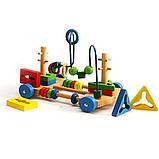 Деревянная игрушка Центр развивающий MD 1241, фото 2
