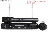 Беспроводные микрофоны  DM WR 206  BOSE UHF