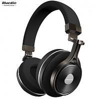 Bluetooth наушники Bluedio T3 Black, фото 1
