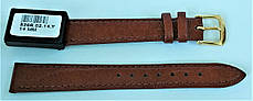 14 мм Кожаный Ремешок для часов CONDOR 526.14.02 Коричневый Ремешок на часы из Натуральной кожи, фото 3