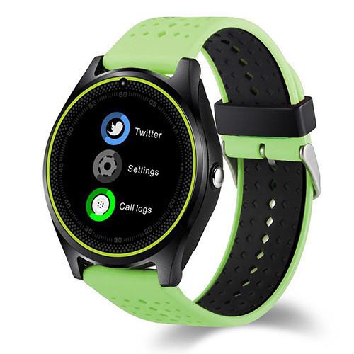 Смарт-часы Smart Watch V9 зеленый