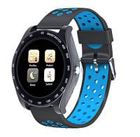 Смарт-часы Smart Watch Z1 голубой, фото 1