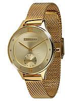Часы женские Guardo 011636-3 золотые