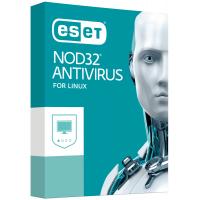 Антивирус ESET NOD32 Antivirus для Linux Desktop для 17 ПК, лицензия на 1 y (38_17_1)