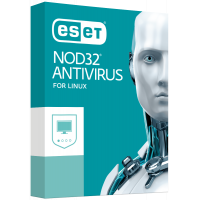 Антивирус ESET NOD32 Antivirus для Linux Desktop для 4 ПК, лицензия на 3 ye (38_4_3)